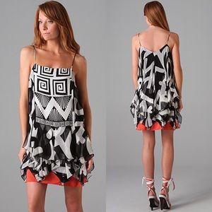 Diane Von Furstenberg Chrysilla Dress 8